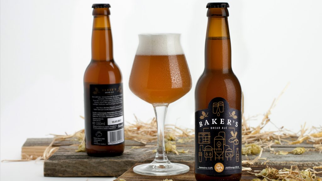 Therese Mölk - Baker's Bread Ale